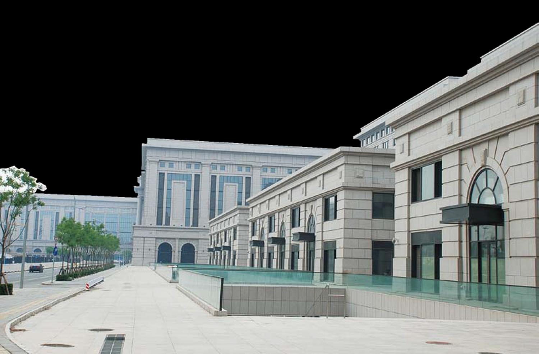 五棵松体育文化中心北区公建
